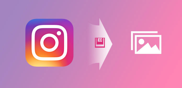 How to Save Photo  From Instagram